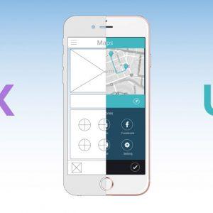 تفاوت UX با UI به زبان ساده – اینفوگرافیک ۳