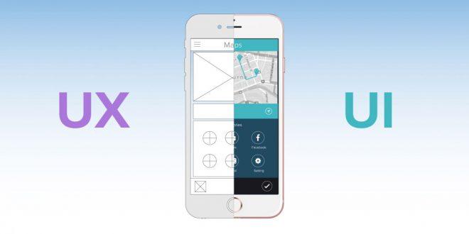 اینفوگرافیک:تفاوت UX با UI به زبان ساده