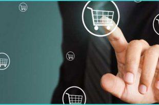 بررسی پراکندگی فروشگاه های آنلاین در بازارهای مختلف