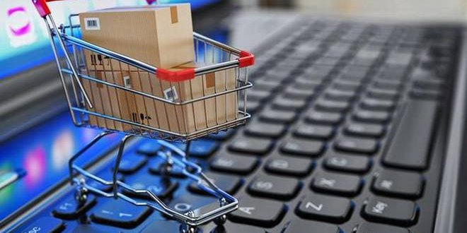 بررسی پراکندگی محصولات فروشگاه های آنلاین در بازارهای مختلف ایران