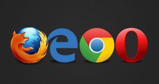 مقایسه مرورگرهای وب