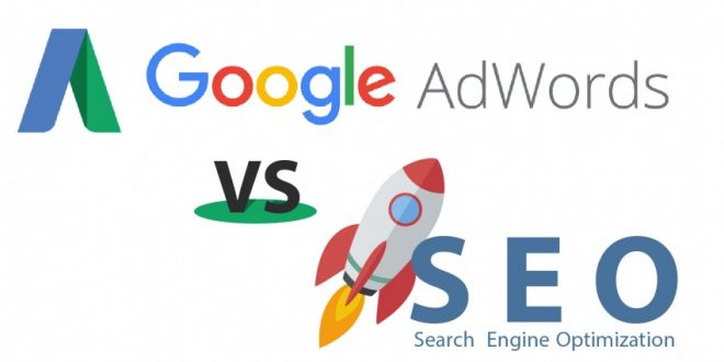 google vs adwords-گوگل ادوردز یا سئو