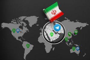 برخی سرورهای تلگرام به ایران منتقل شد