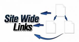 لینک sitewide در سئو چیست؟