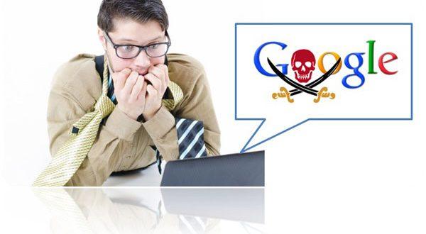 راهنمای خروج از پنالتی گوگل