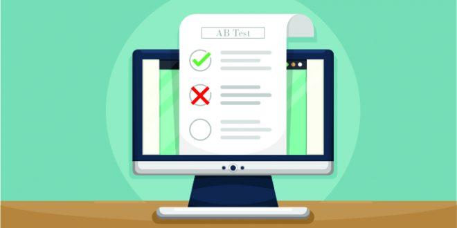 بررسی موردی A/B تست طراحی دکمه فراخوان و محتوای مرتبط