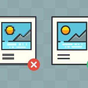 چگونه تصاویر وبسایت را بهمنظور بهبود پرفورمنس بهینه کنیم؟
