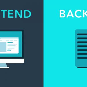توسعه front-end وback-end کدام را باید یاد گرفت و چرا؟