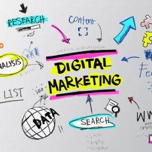 صنعت های بزرگ که با دیجیتال مارکتینگ برگشت سرمایهی بالایی دارند