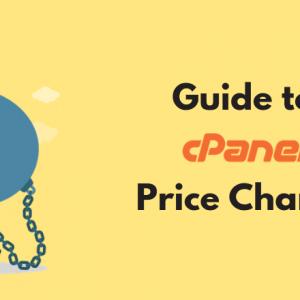 افزایش باور نکردنی قیمت لایسنس های cPanel